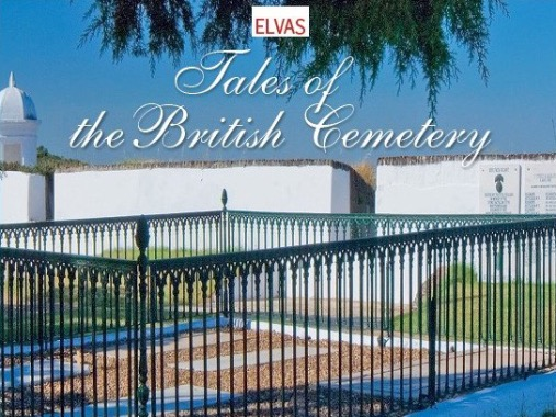 'Tales of the British Cemetery' - ON SALE NOW