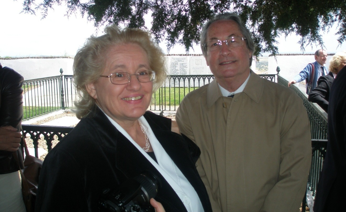 Gertrud and Geoffrey Beresford  2008
